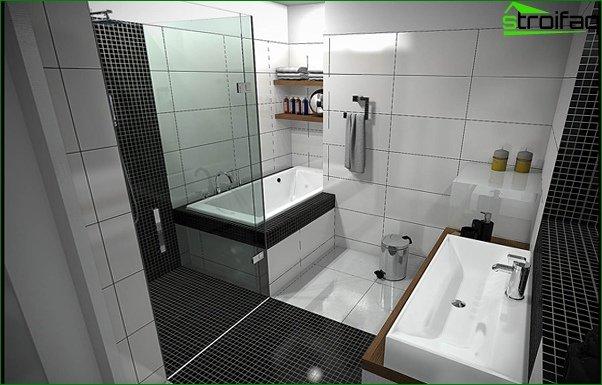 Large tile - 3