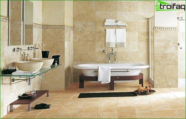 Large tile - 4