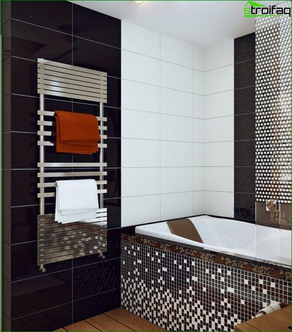 Small tile (mosaic) - 2