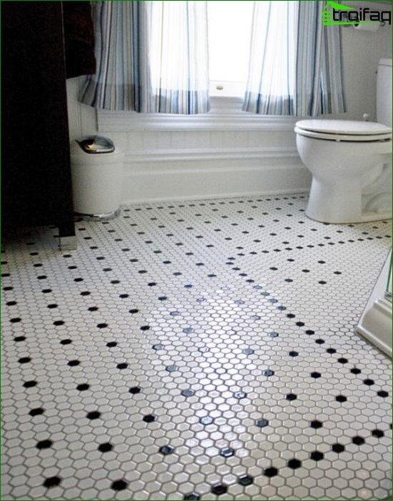 Small tile (mosaic) - 3