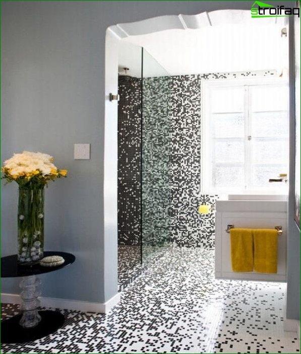 Small tile (mosaic) - 5