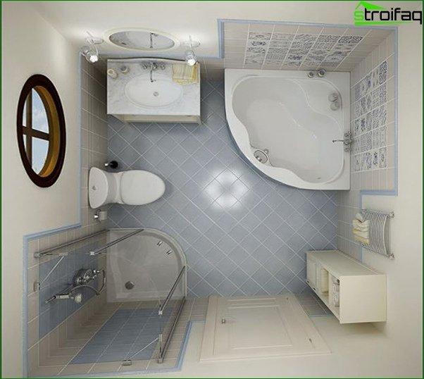 Tiling a small bathtub - 2