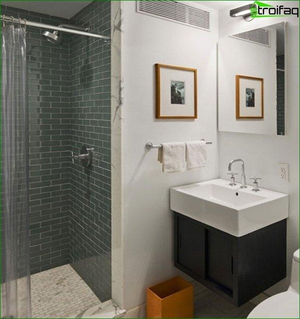 Tiling a small bathtub - 3