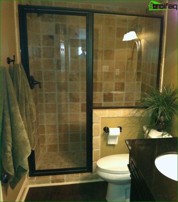 Tiling a small bathtub - 4
