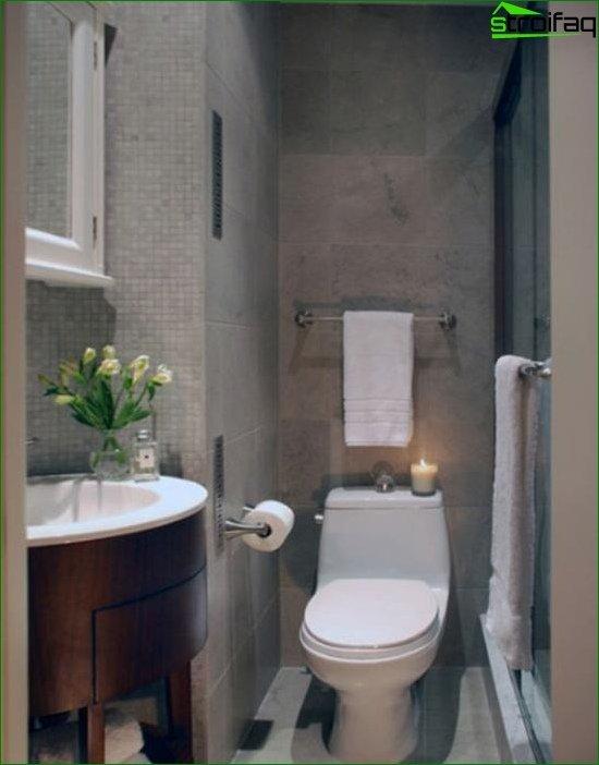 Tiling a small bathtub - 5