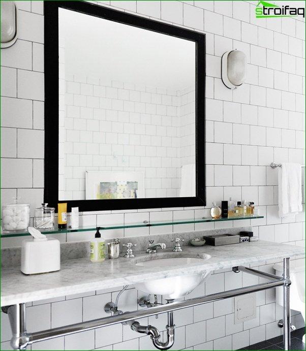 White tile - 2