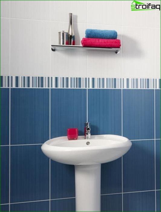 Blue Tile - 4