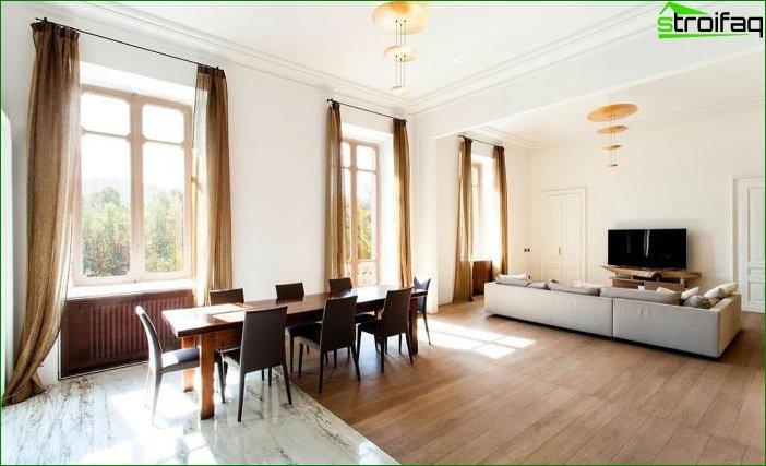 Diseño interior en tonos beige 5