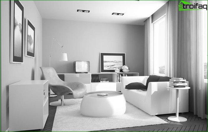 ¿En blanco y negro? interior 3