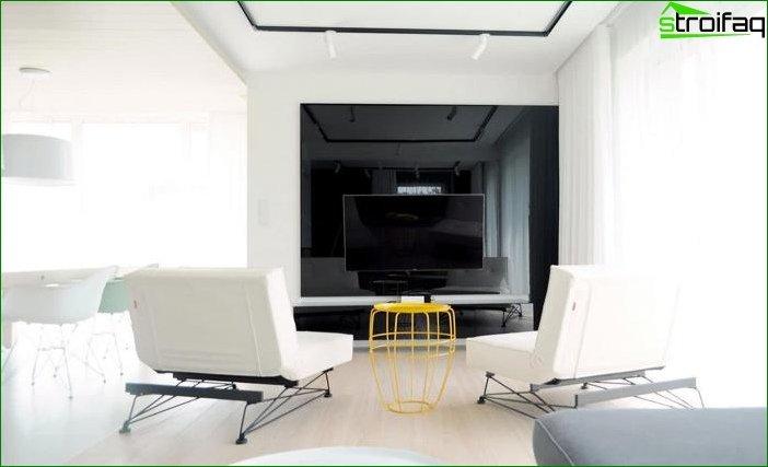 ¿En blanco y negro? interior 7