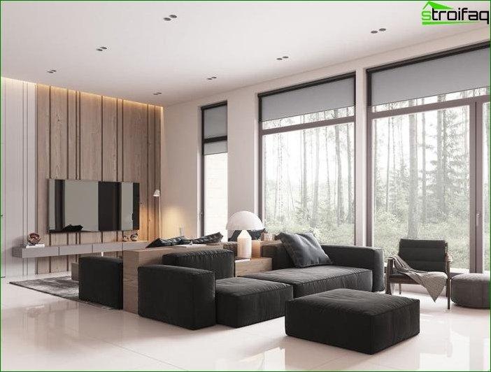Interior en gris 3