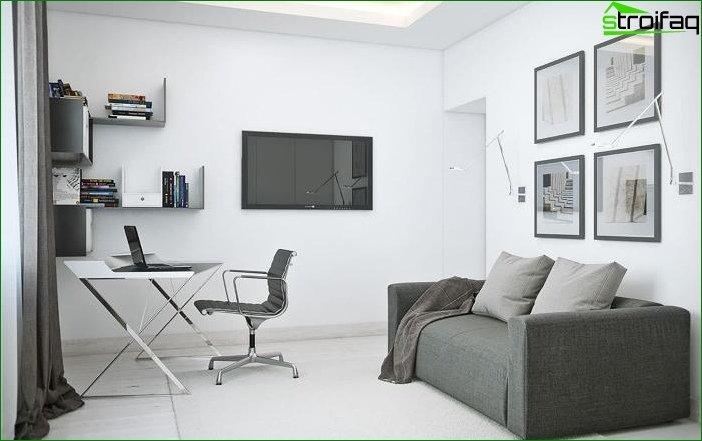 Interior en gris 4