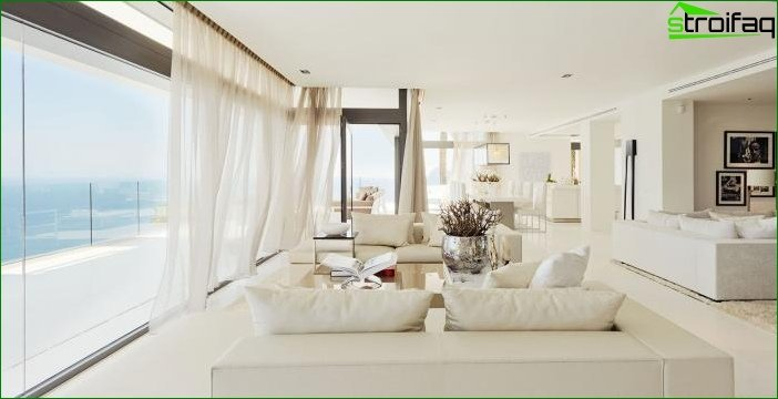 Interior blanco 1