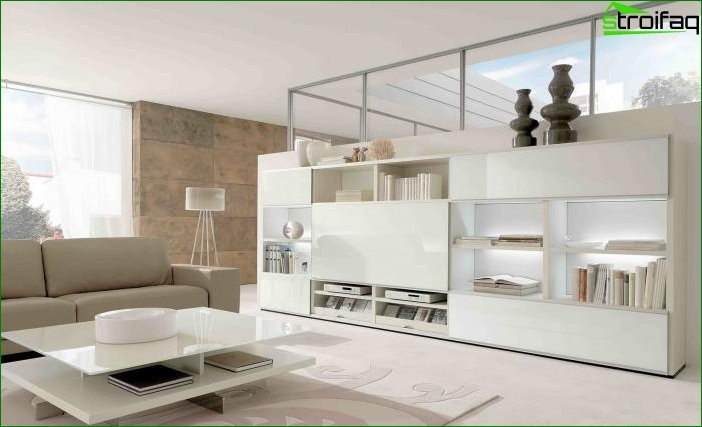 Interior blanco 9