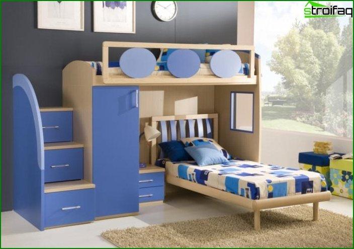 Choose a color scheme for the nursery