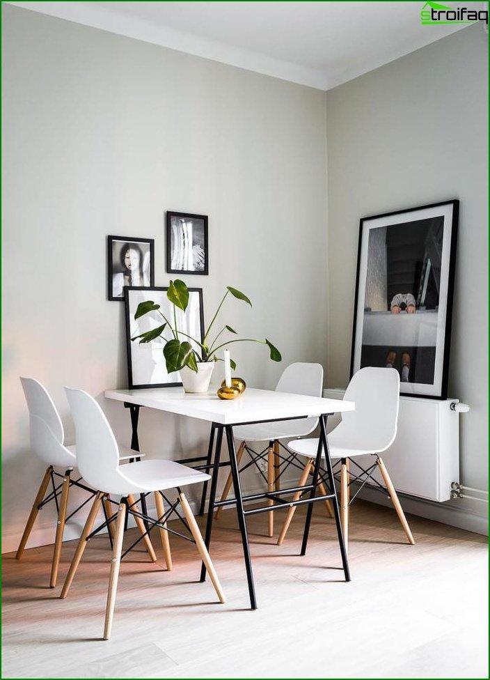 Apartamento tipo estudio de 23 m2. 2