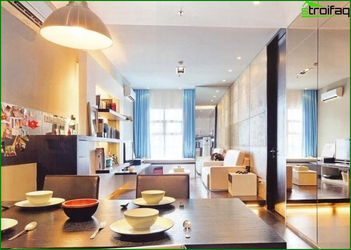 Diseño pequeño? apartamentos 3