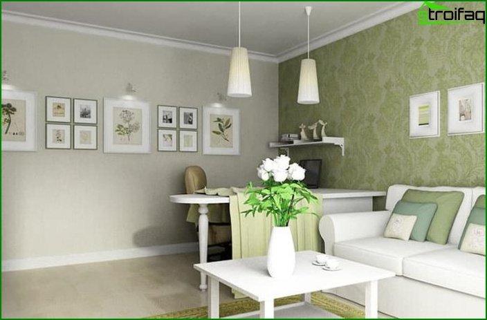 ¿Diseño de una habitación? apartamentos 1