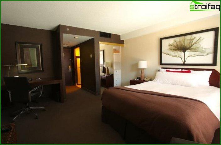 ¿Diseño de una habitación? apartamentos 4