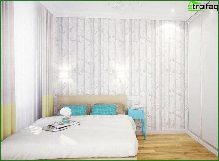 Interior de dos habitaciones? apartamentos 3