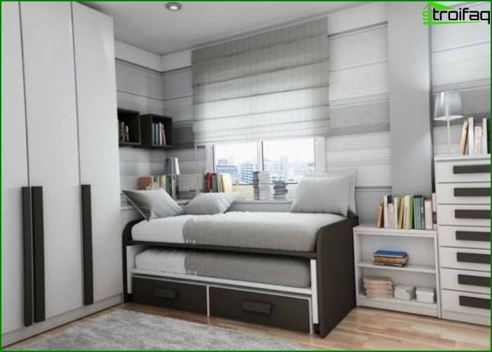 Sleeping Area 8
