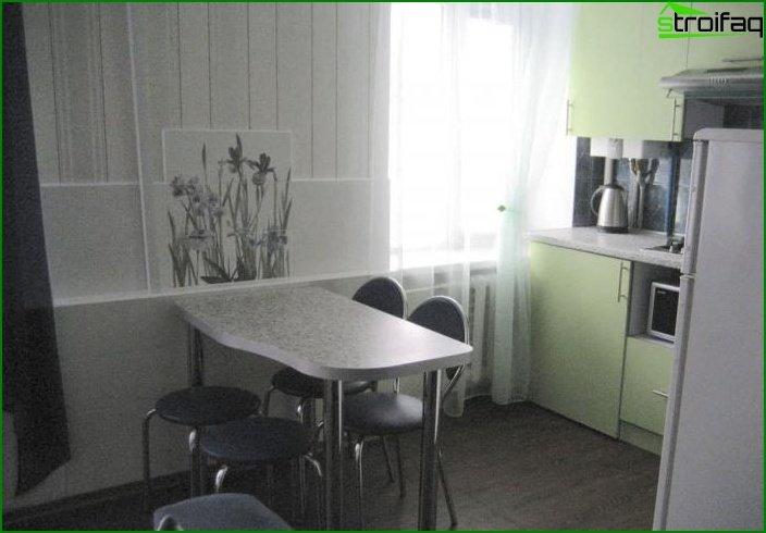 ¿Diseño de dos habitaciones? apartamentos 5