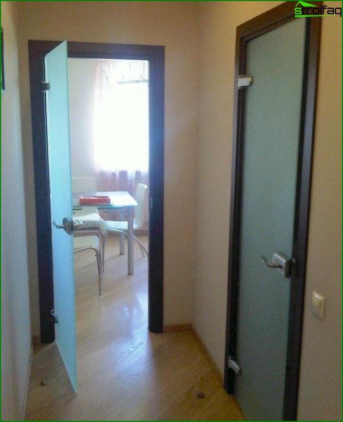 Reparación en una de dos habitaciones? apartamento 6