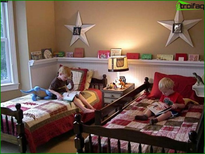 Photo of the room for kids 5