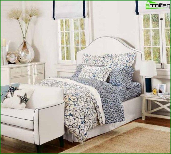 صورة تصميم لغرفة نوم الأطفال