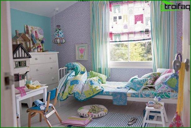 غرفة للبنات 10 سنوات