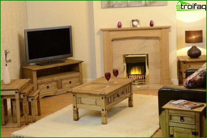 Bedroom-living room: design secrets - photo 1