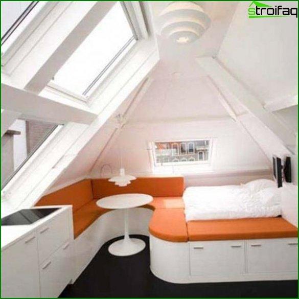 Loft style photo
