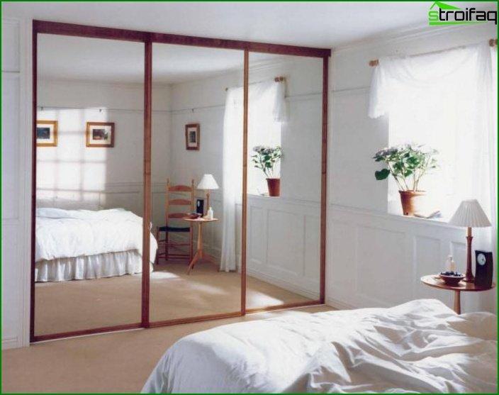 armario a medida en el dormitorio