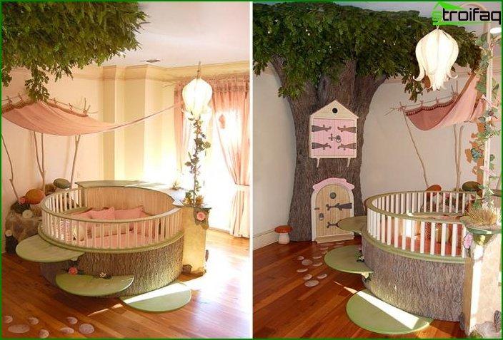 Foto de una habitación infantil para un niño