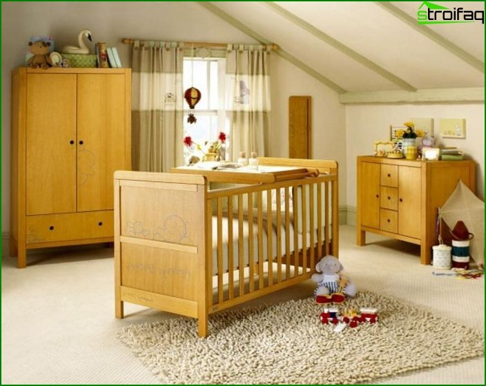 Muebles para cuarto de niño