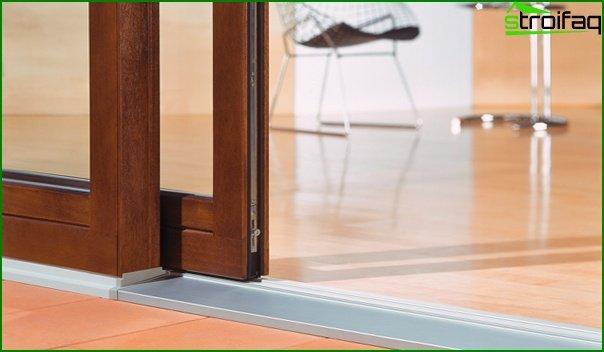 Sliding doors (photo) - 1