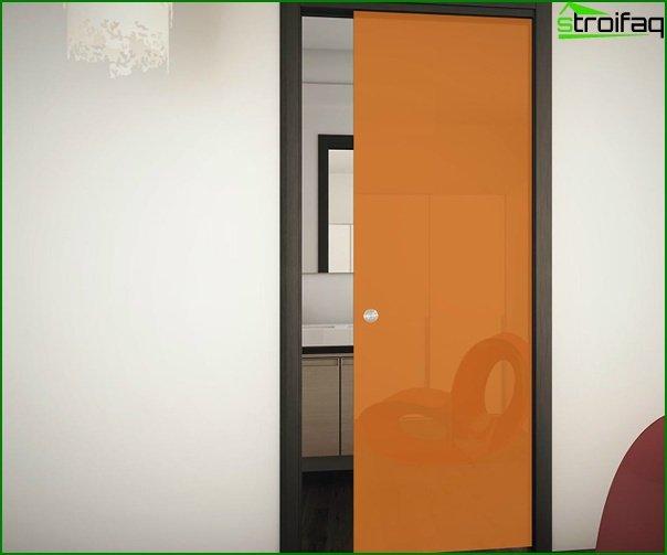 Sliding doors (photo) - 4