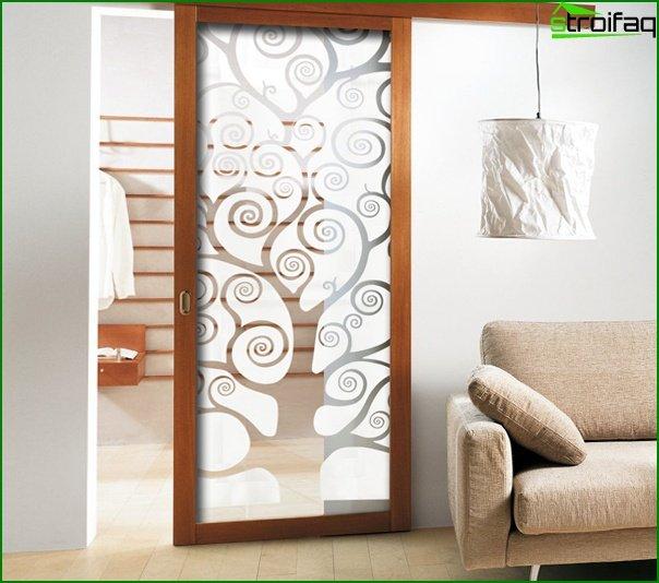 Sliding doors (standard) - 2