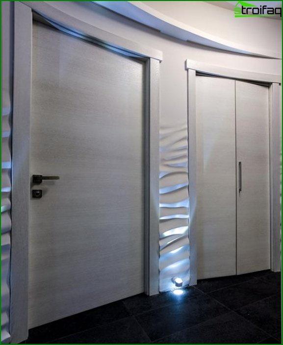 Sliding doors (radius) - 1
