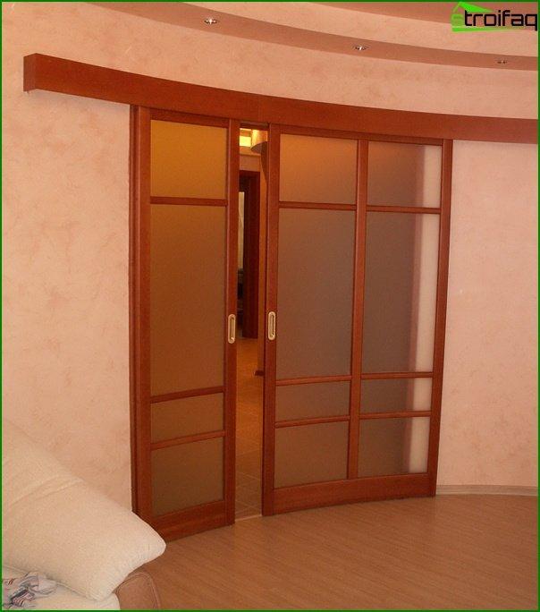 Sliding doors (radius) - 2