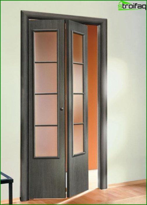 Sliding doors (accordion) - 2