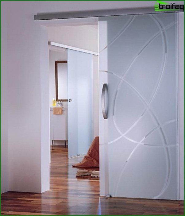 Sliding doors (compartment) - 1