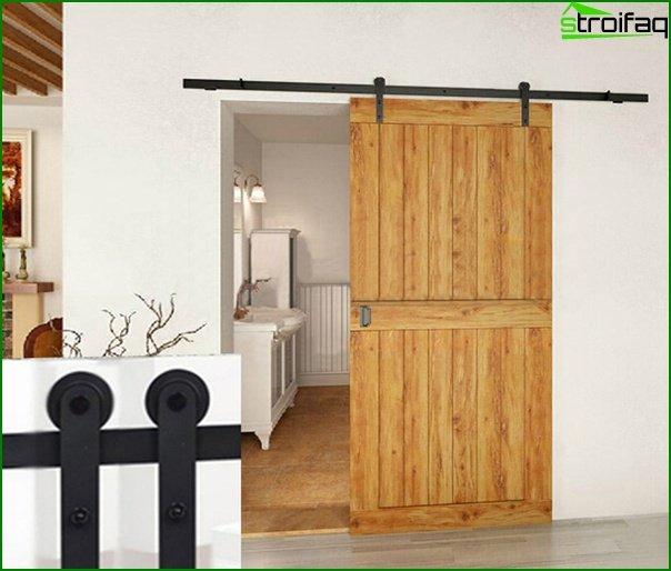 Sliding doors (wooden) - 4