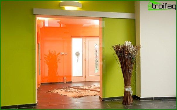 Sliding doors (glass) - 2
