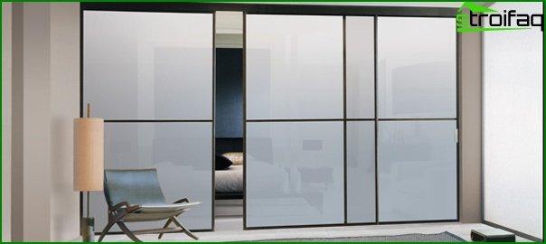 Sliding doors (glass) - 3