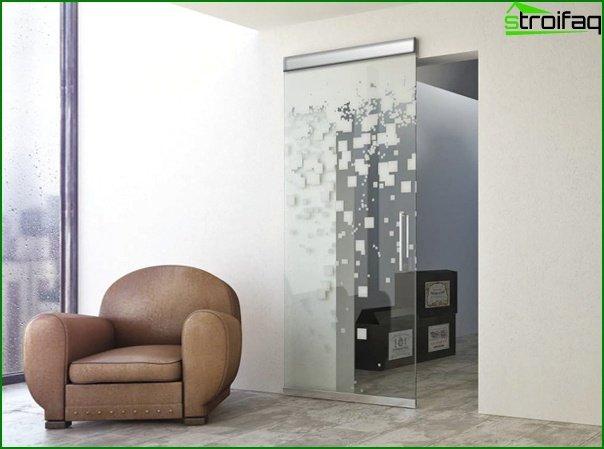 Sliding doors (glass) - 5