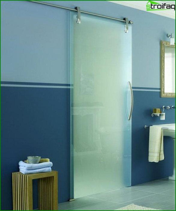 Sliding doors (glass) - 6