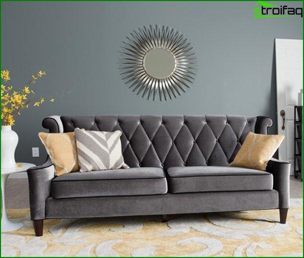Upholstered furniture - 1