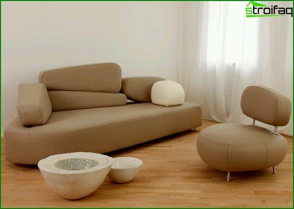 Upholstered furniture - 2