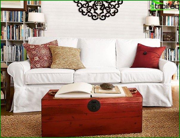 Soft set (classic sofa) - 1